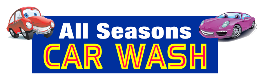 All Seasons Car Wash logo
